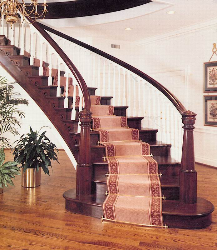 Фото лестницы внутри дома